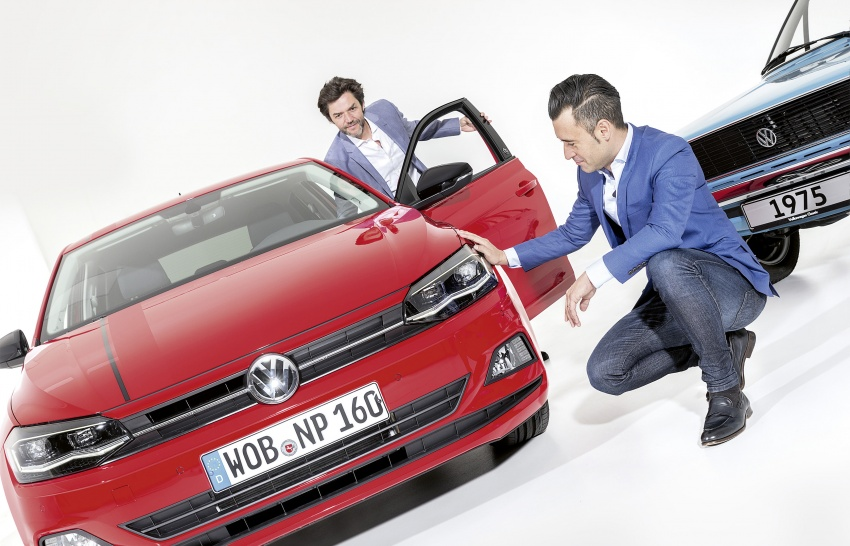 2018 Volkswagen Polo Mk6 – new photos released Image #704848