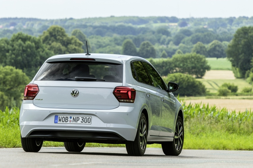 2018 Volkswagen Polo Mk6 – new photos released Image #704853