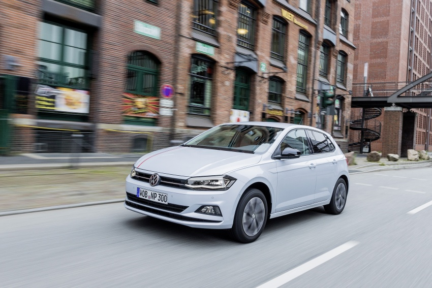 2018 Volkswagen Polo Mk6 – new photos released Image #704855