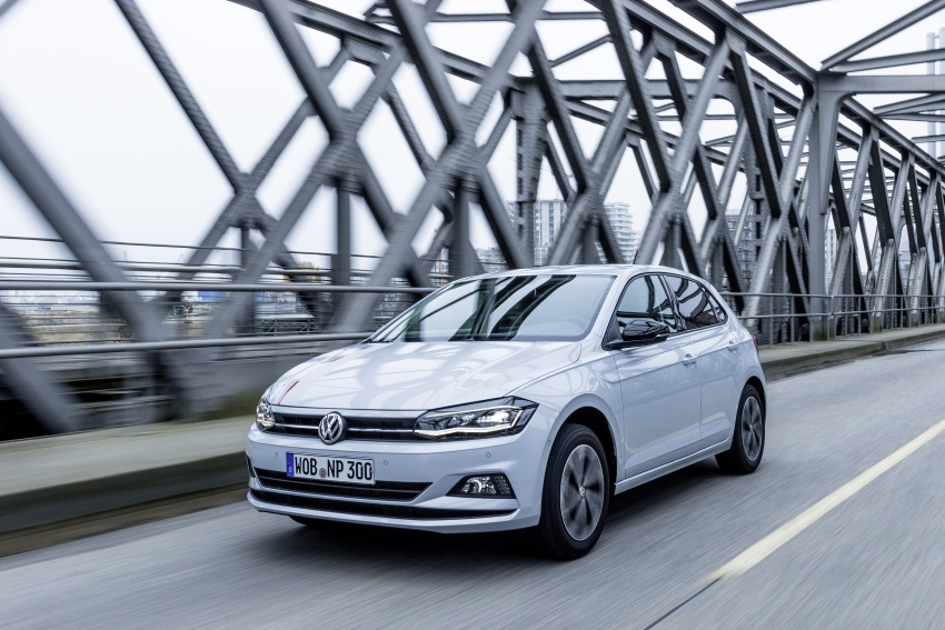 2018 Volkswagen Polo Mk6 – new photos released Image #704856