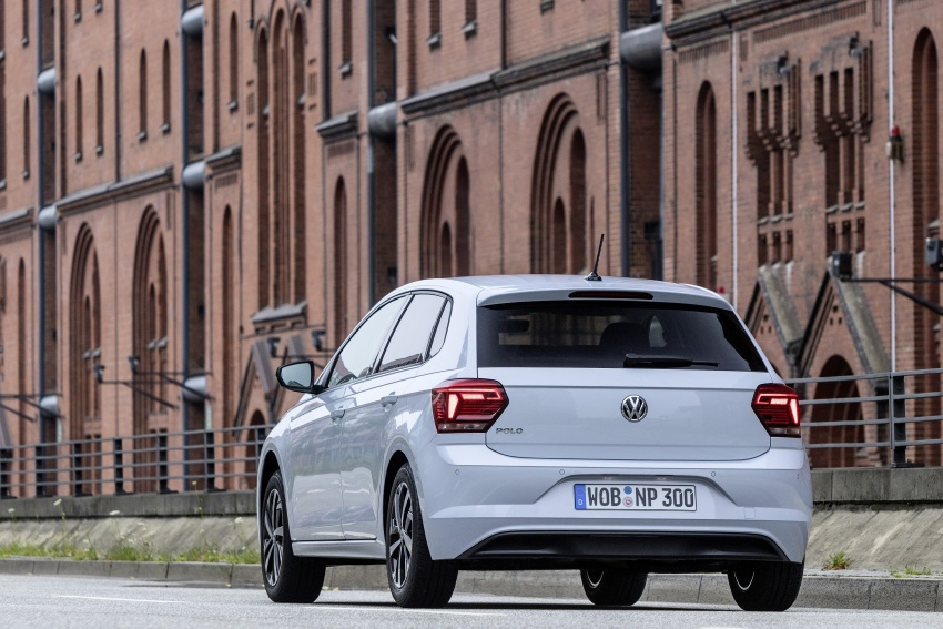 2018 Volkswagen Polo Mk6 – new photos released Image #704858