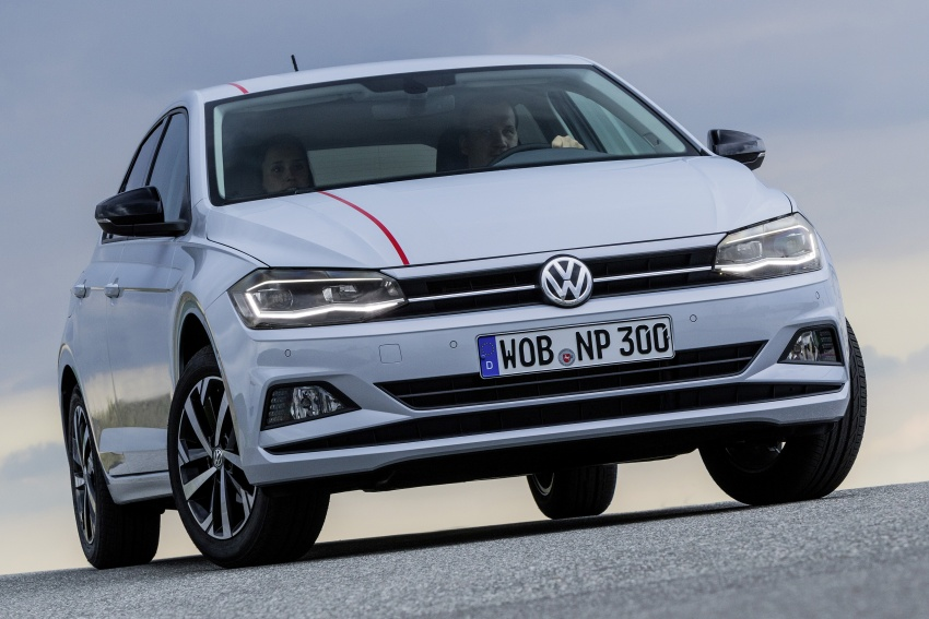 2018 Volkswagen Polo Mk6 – new photos released Image #704859