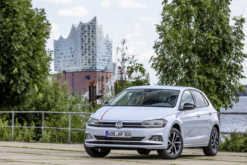 2018 Volkswagen Polo Mk6 – new photos released Image #704860