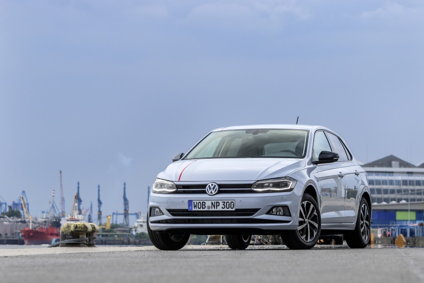 2018 Volkswagen Polo Mk6 – new photos released Image #704862