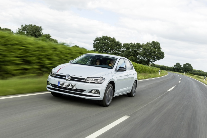 2018 Volkswagen Polo Mk6 – new photos released Image #704863