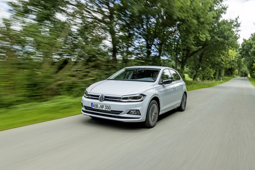 2018 Volkswagen Polo Mk6 – new photos released Image #704864
