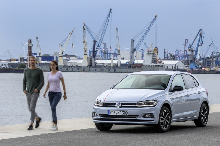 2018 Volkswagen Polo Mk6 – new photos released Image #704865