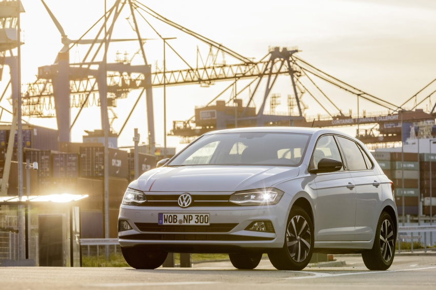2018 Volkswagen Polo Mk6 – new photos released Image #704866