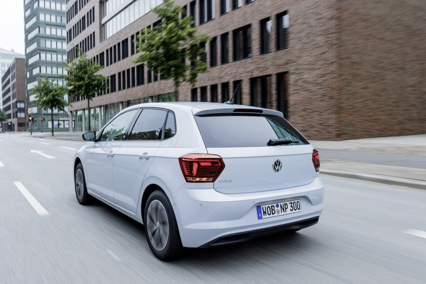 2018 Volkswagen Polo Mk6 – new photos released Image #704867