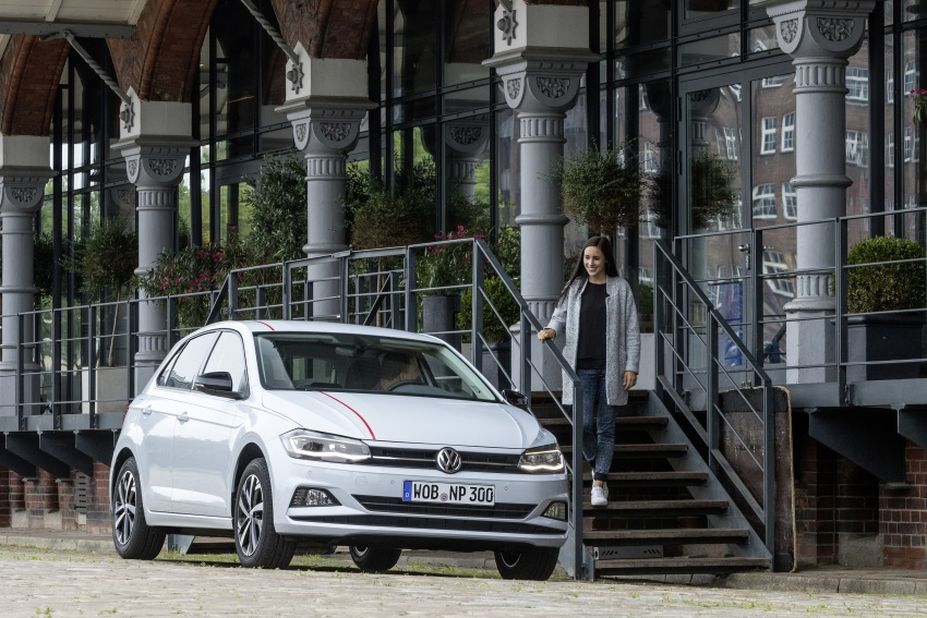 2018 Volkswagen Polo Mk6 – new photos released Image #704868