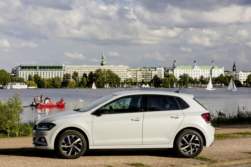 2018 Volkswagen Polo Mk6 – new photos released Image #704869