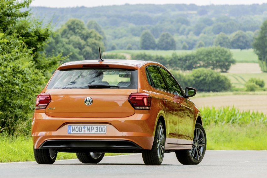 2018 Volkswagen Polo Mk6 – new photos released Image #704872