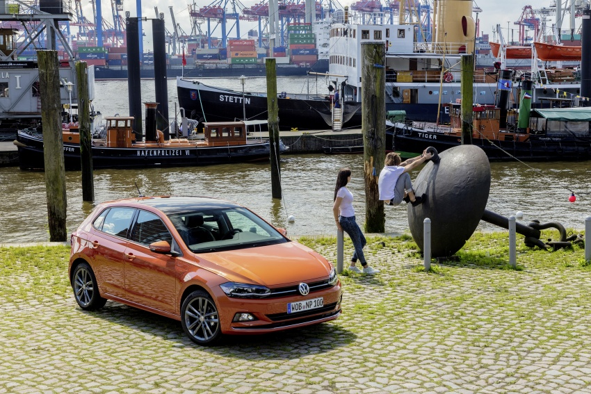 2018 Volkswagen Polo Mk6 – new photos released Image #704874