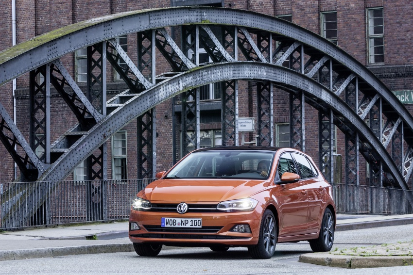 2018 Volkswagen Polo Mk6 – new photos released Image #704875