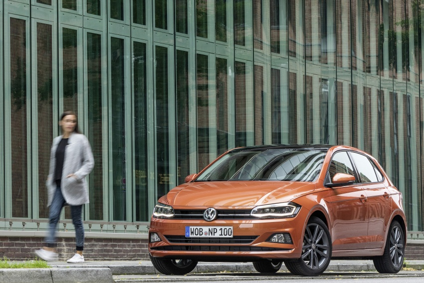 2018 Volkswagen Polo Mk6 – new photos released Image #704876