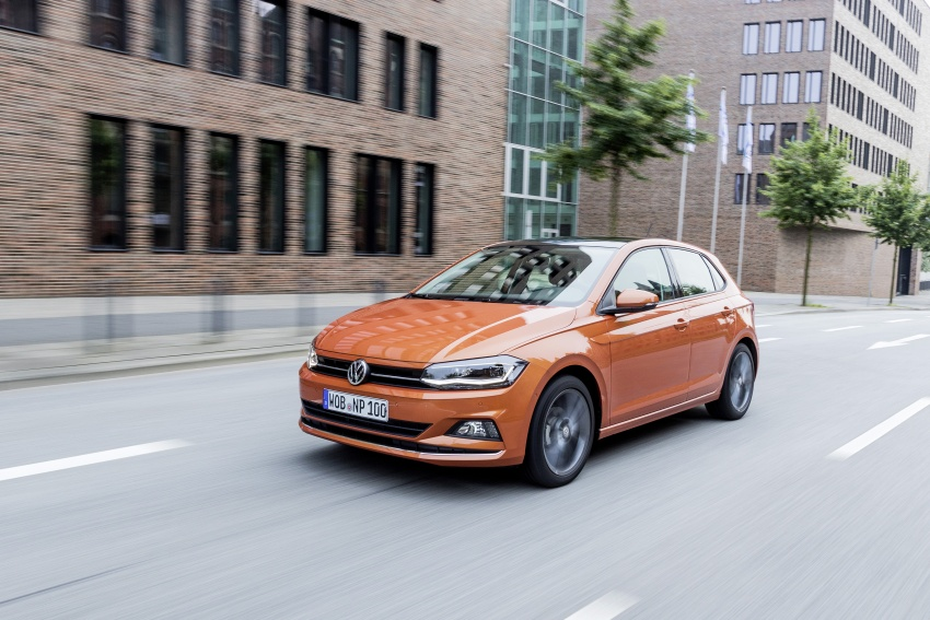 2018 Volkswagen Polo Mk6 – new photos released Image #704877
