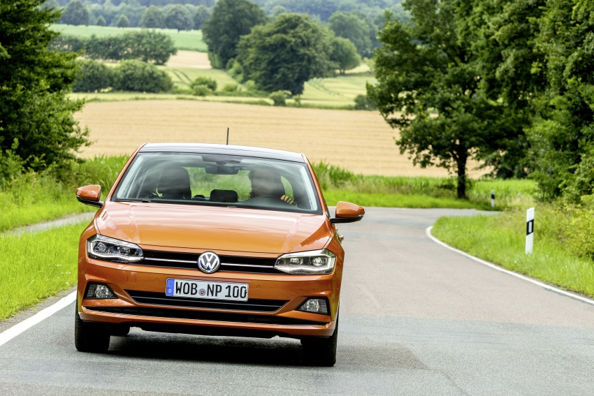 2018 Volkswagen Polo Mk6 – new photos released Image #704880