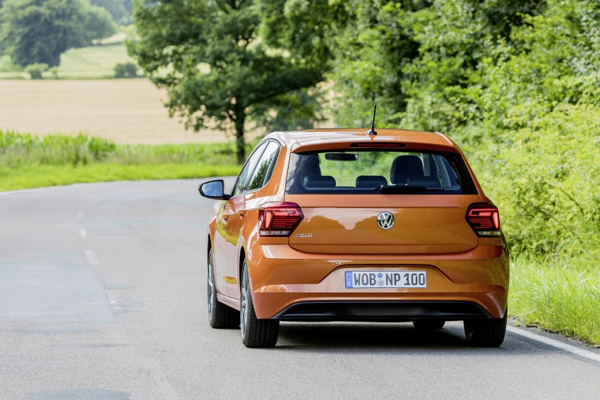 2018 Volkswagen Polo Mk6 – new photos released Image #704881