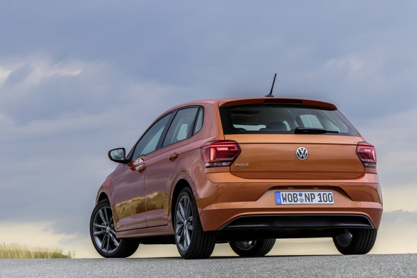 2018 Volkswagen Polo Mk6 – new photos released Image #704882