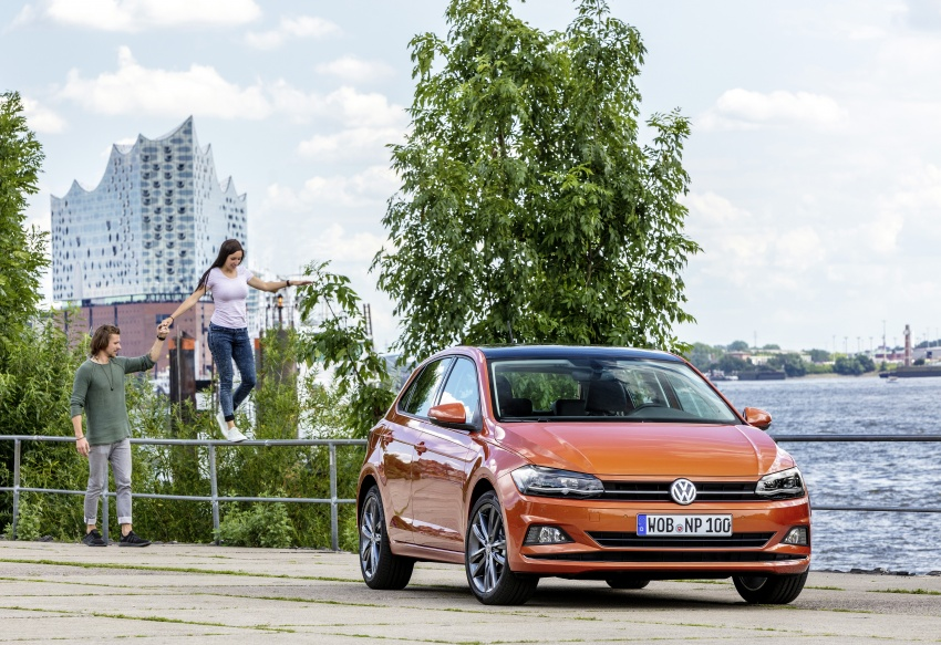 2018 Volkswagen Polo Mk6 – new photos released Image #704883