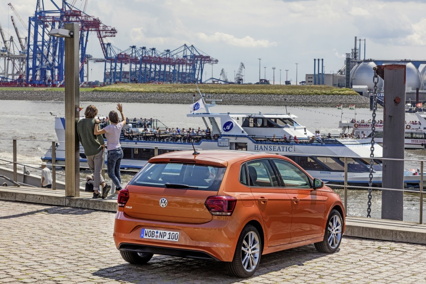 2018 Volkswagen Polo Mk6 – new photos released Image #704884
