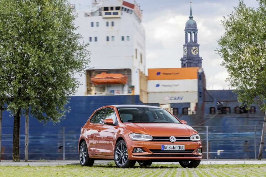 2018 Volkswagen Polo Mk6 – new photos released Image #704885