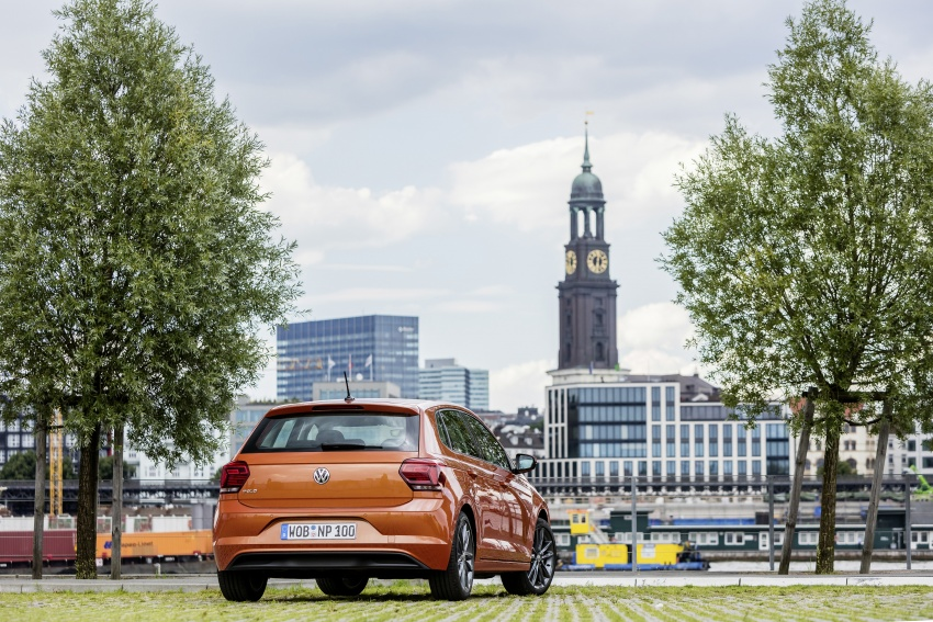 2018 Volkswagen Polo Mk6 – new photos released Image #704886