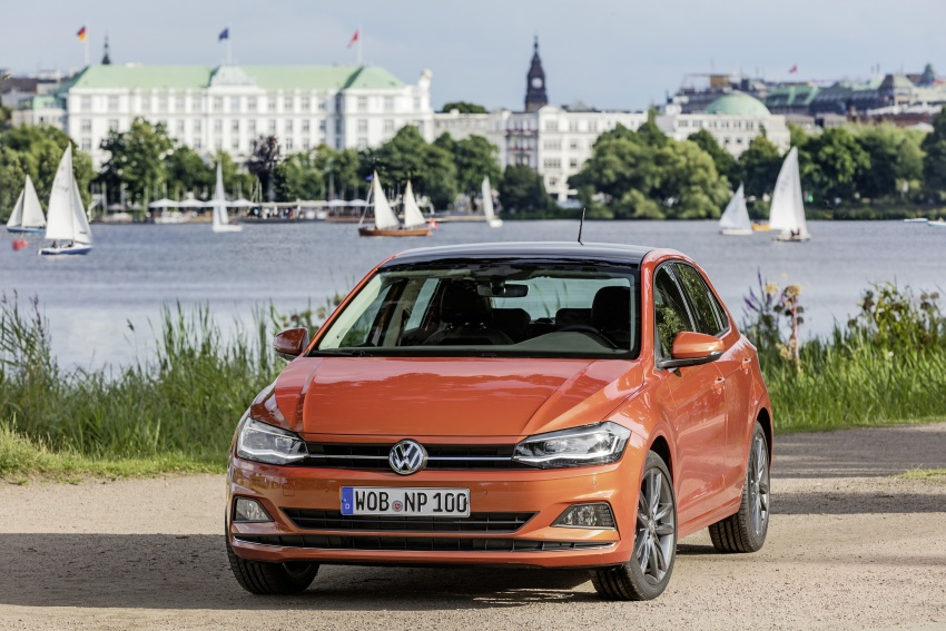 2018 Volkswagen Polo Mk6 – new photos released Image #704887