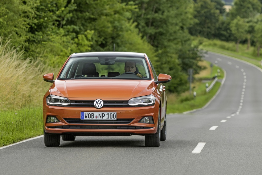 2018 Volkswagen Polo Mk6 – new photos released Image #704889