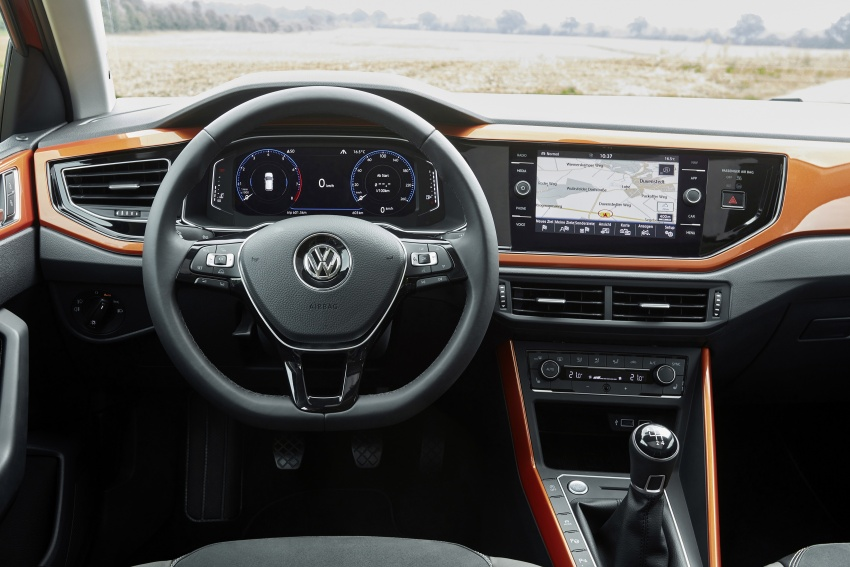 2018 Volkswagen Polo Mk6 – new photos released Image #704890