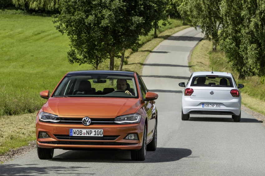 2018 Volkswagen Polo Mk6 – new photos released Image #704891