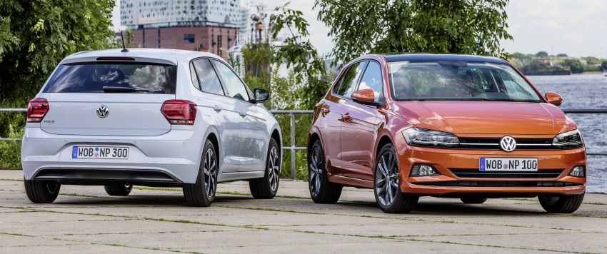 2018 Volkswagen Polo Mk6 – new photos released Image #704892