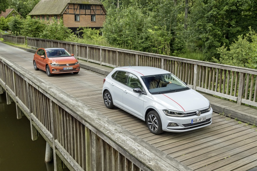 2018 Volkswagen Polo Mk6 – new photos released Image #704893