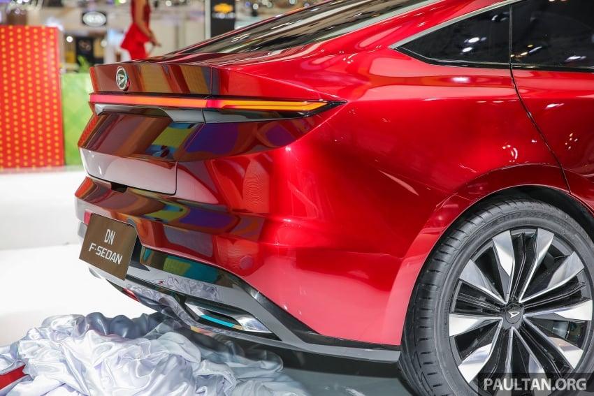 GIIAS 2017: Daihatsu F-Sedan Concept – 4-door coupe Image #695433