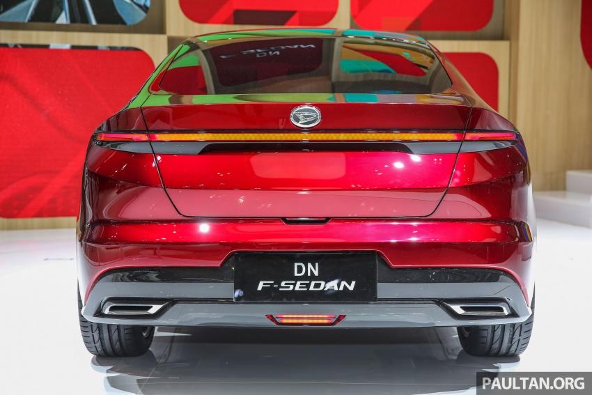 GIIAS 2017: Daihatsu F-Sedan Concept – 4-door coupe Image #696947
