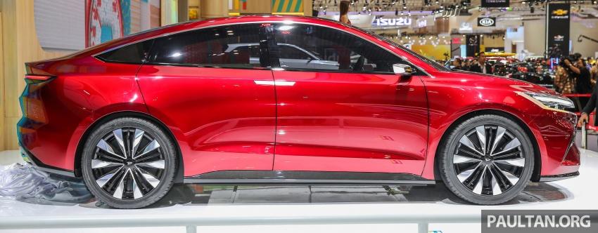 GIIAS 2017: Daihatsu F-Sedan Concept – 4-door coupe Image #695424