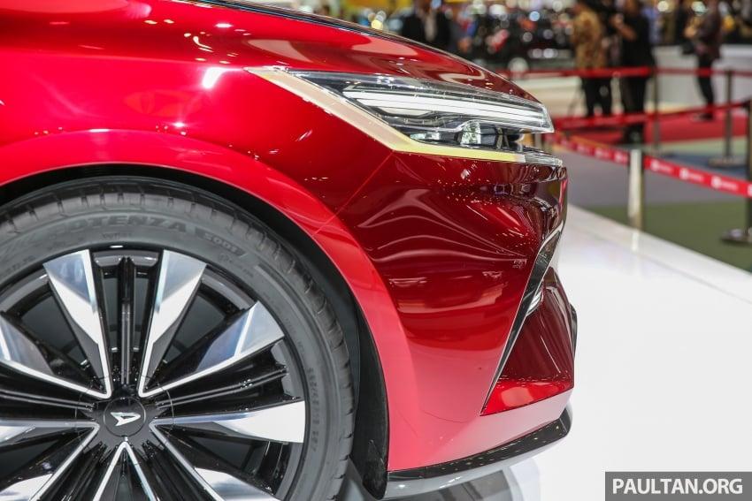 GIIAS 2017: Daihatsu F-Sedan Concept – 4-door coupe Image #695429