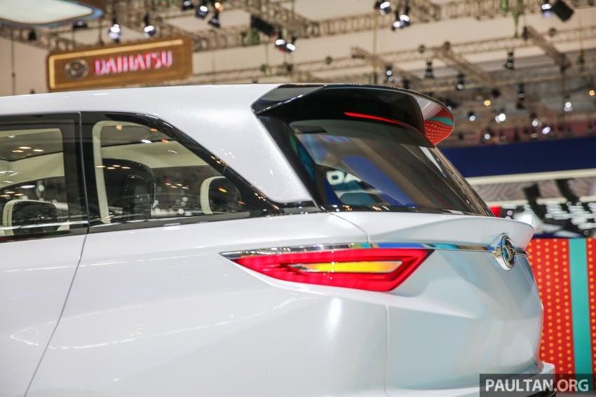 GIIAS 2017: Daihatsu DN Multisix – a flagship MPV Image #695499