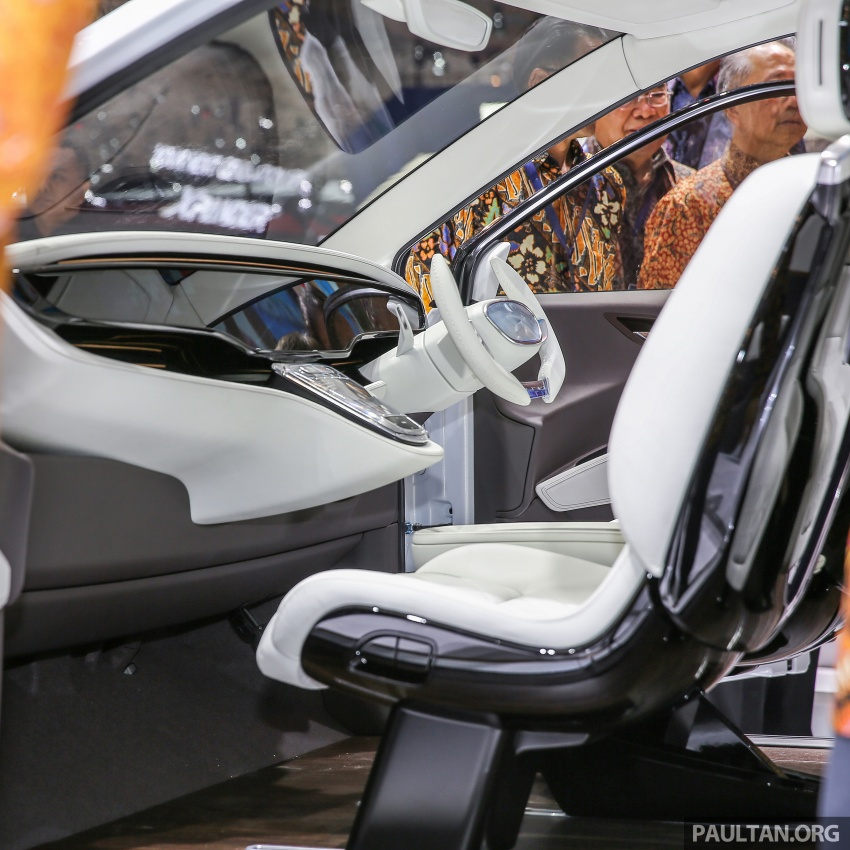 GIIAS 2017: Daihatsu DN Multisix – MPV konsep enam-tempat duduk baharu dengan penggayaan seperti SUV Image #695639