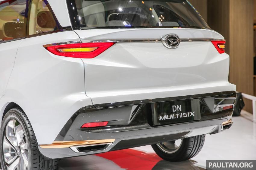 GIIAS 2017: Daihatsu DN Multisix – a flagship MPV Image #696940