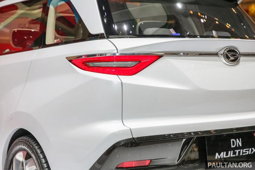 GIIAS 2017: Daihatsu DN Multisix – a flagship MPV Image #696942