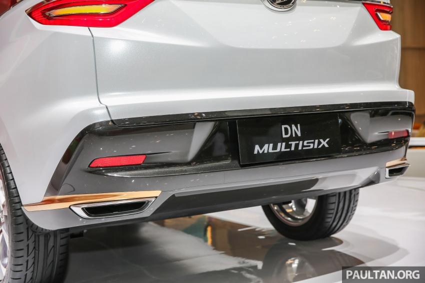 GIIAS 2017: Daihatsu DN Multisix – a flagship MPV Image #696943