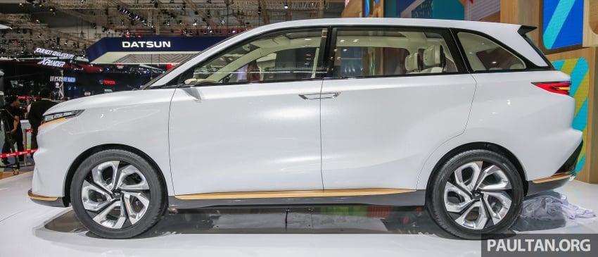 GIIAS 2017: Daihatsu DN Multisix – MPV konsep enam-tempat duduk baharu dengan penggayaan seperti SUV Image #695628