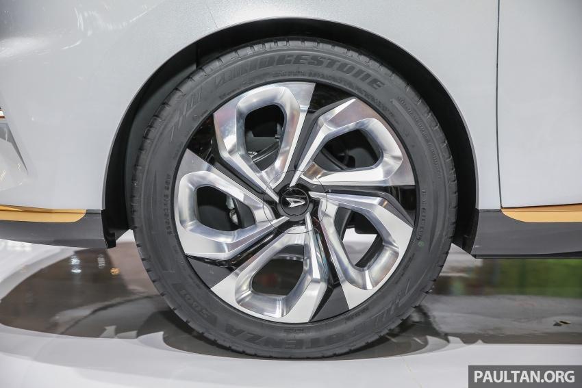 GIIAS 2017: Daihatsu DN Multisix – MPV konsep enam-tempat duduk baharu dengan penggayaan seperti SUV Image #695630
