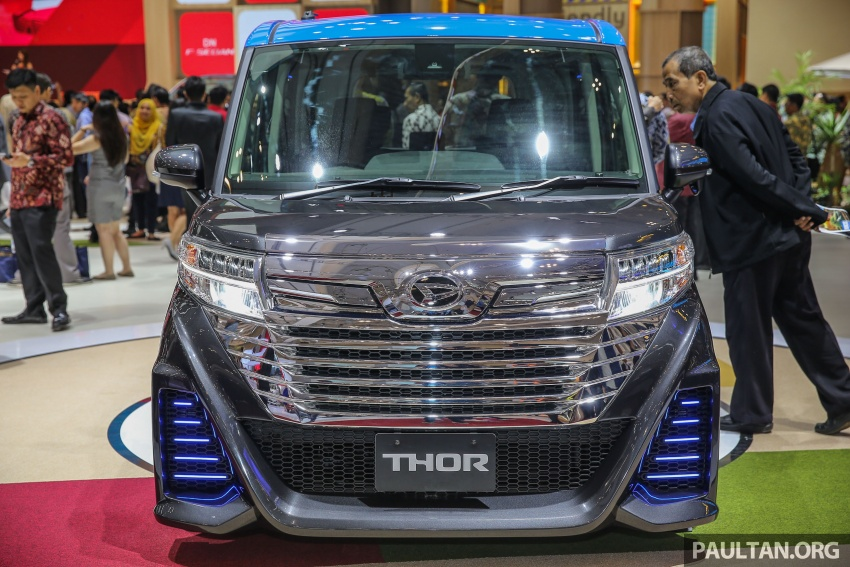 GIIAS 2017: Daihatsu Canbus and Thor – JDM exhibits Image #698043