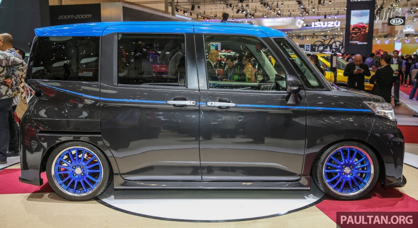 GIIAS 2017: Daihatsu Canbus and Thor – JDM exhibits Image #698045
