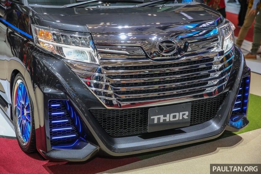 GIIAS 2017: Daihatsu Canbus and Thor – JDM exhibits Image #698046