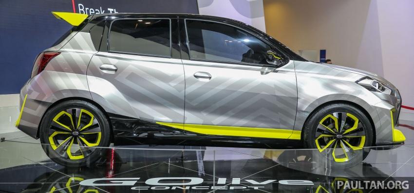 GIIAS 2017: Datsun Go Live Concept, a custom special Image #697867