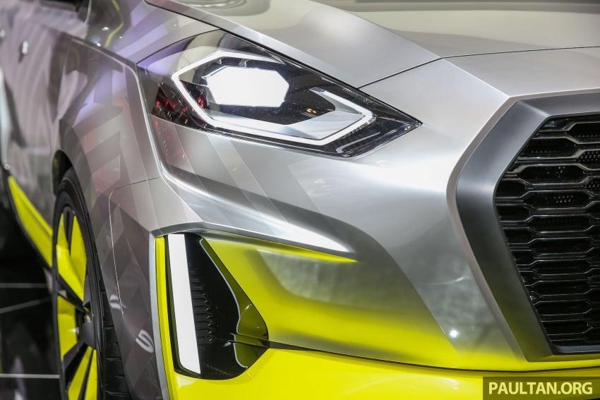 GIIAS 2017: Datsun Go Live Concept tunjuk potensi Image #698003