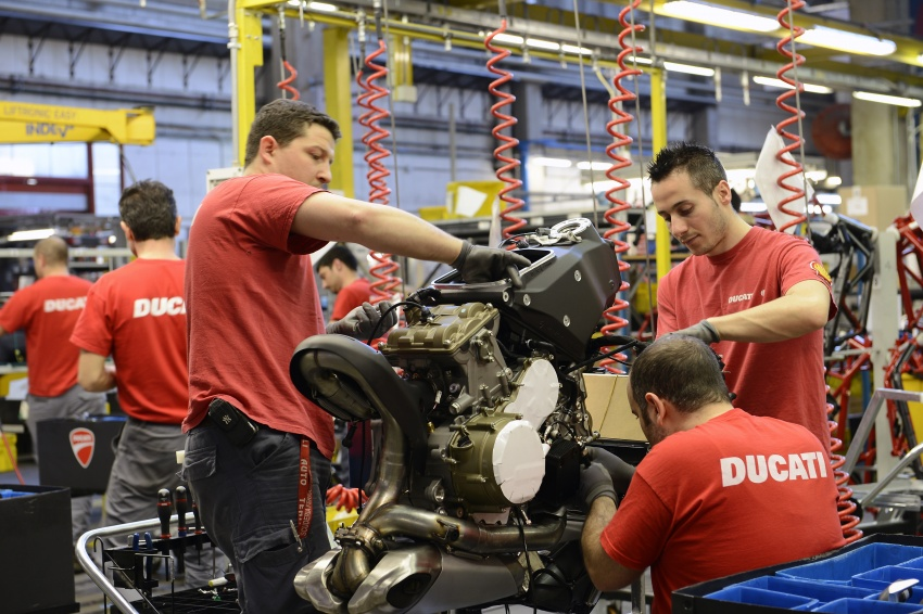 Volkswagen board nixes Ducati motorcycle brand sale Image #692881